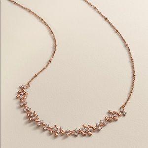 LC Lauren Conrad Runaway Collection Vine Necklace